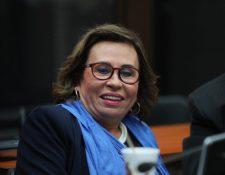 Sandra Torres, exaspirante a la presidencia por la UNE en 2015 y 2019. (Foto Prensa Libre: Hemeroteca PL)