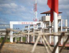 En la Frontera de Guatemala y México en Ixcán, Quiché, el vecino país construyó desde hace años sus instalaciones para que opere la aduana. Guatemala aún no tiene instalaciones. (Foto, Prensa Libre: Carlos Hernández).