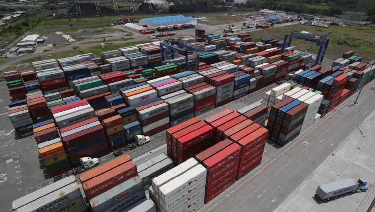 Las importaciones de China hacia Guatemala evidencia retrasos por el tema del coronavirus y el sector de manufacturas es uno de los más impactados. (Foto Prensa Libre: Hemeroteca)