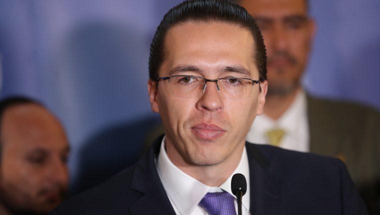 Este lunes 29 de junio los magistrados de la Corte Suprema de Justicia (CSJ) conocerán el antejuicio promovido contra el diputado Felipe Alejos Lorenzana. (Foto Prensa Libre: Hemeroteca)