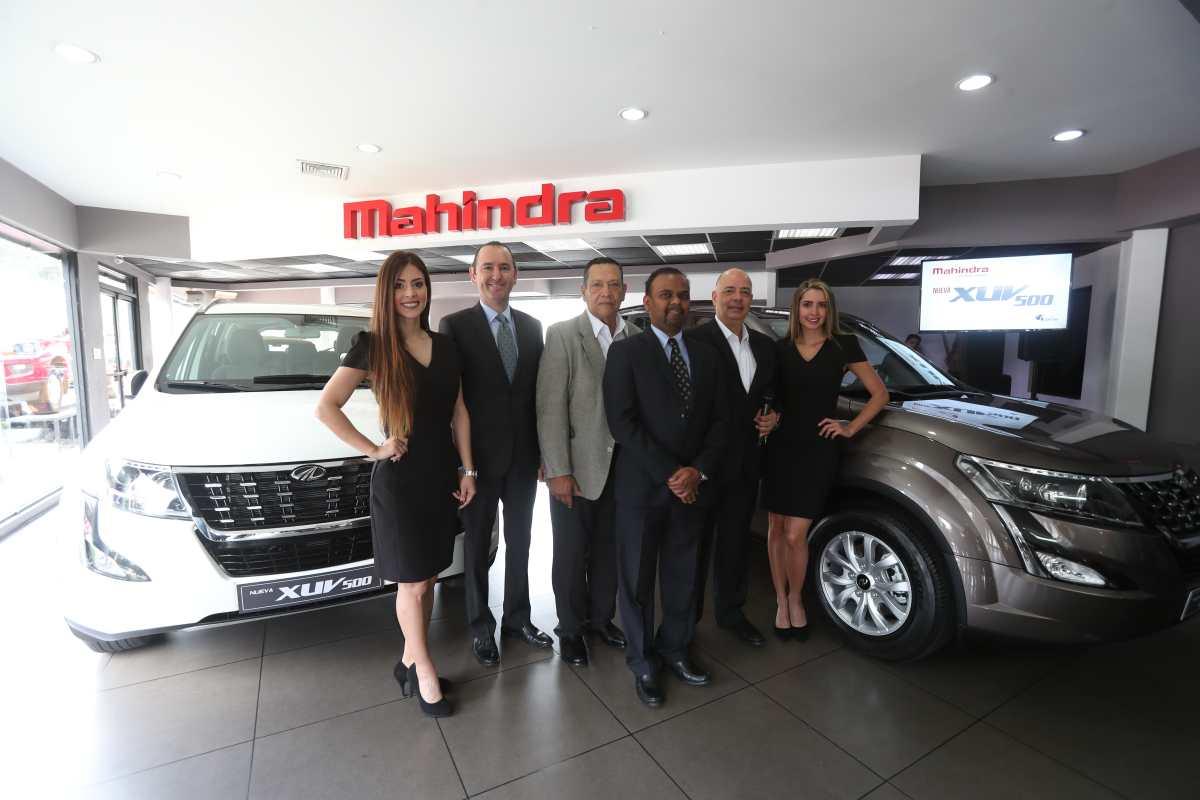 Mahindra saca su lado salvaje con las nuevas XUV500