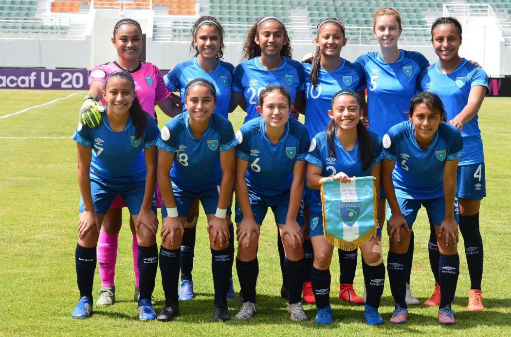 Selección Sub 20 femenina rescata el empate tras desperdiciar una ventaja de 3-0