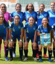 La Selección Nacional Sub 20 femenina arrancó su presentación con un empate frente a Jamaica. (Foto Prensa Libre: Fedefut)