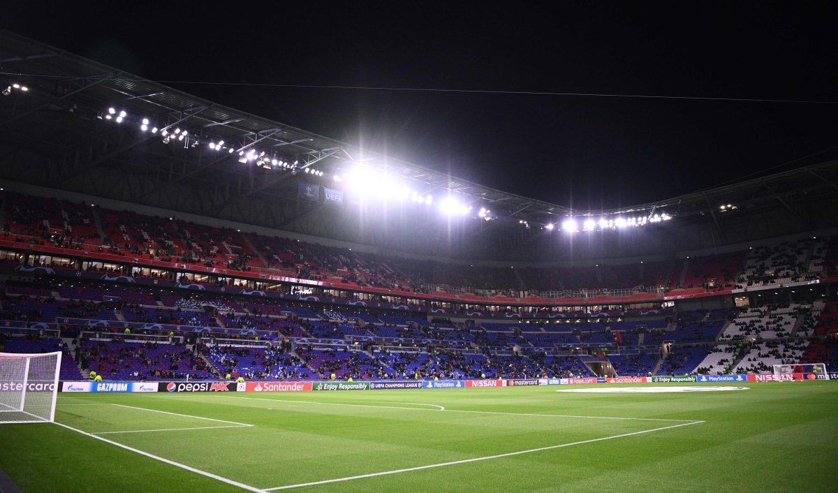 EN DIRECTO   Lyon vs Juventus