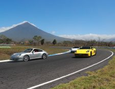 Una inolvidable experiencia viven los amantes de los vehículos Porsche en Guatemala. Foto Prensa Libre: Cortesía