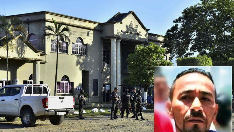 Alias Porky escapó de un juzgado de El Progreso, Honduras. (Foto Prensa Libre: Hemeroteca PL)