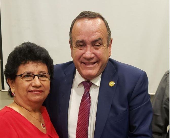 Excandidata a alcaldesa que apoyó con dobladas y tacos al partido Vamos dirigirá la Sosep