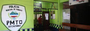 La papelería debe entregarse en la oficina de la PMTQ ubicada en el Centro Comercial Municipal, zona 1 de Xela. (Foto Prensa Libre: María Longo)