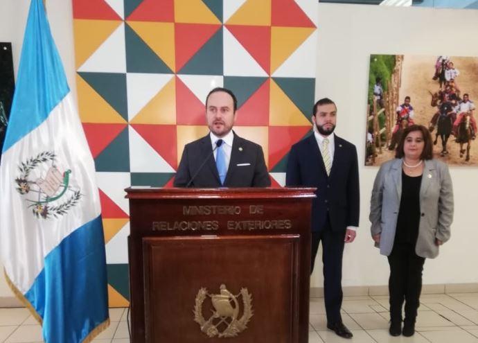 ONU firma acuerdo con Guatemala para establecer protocolos de migración