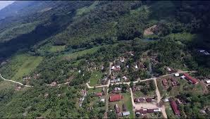 Central Rocja Pontila, se ubicaría en  en Cobán, Alta Verapaz, a 12 kilómetros de la Laguna Lachuá según informa la empresa. (Foto, Prensa Libre: Facebook).