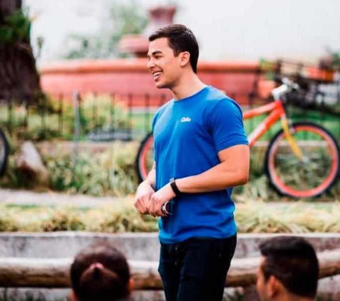 Emprendedor guatemalteco representará al país en concurso mundial