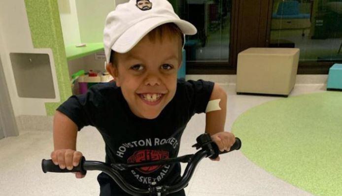 La historia de Quaden Bayles dio la vuelta al mundo y ahora recibirá viajará junto a su madre a Estados Unidos. (Foto: Tomada de CNN).