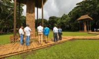 El sitio arqueológico Quiriguá fue declarado Patrimonio Cultural Mundial de la Humanidad por la Unesco el 31 de octubre de 1981. (Foto, Prensa Libre: Hemeroteca PL).