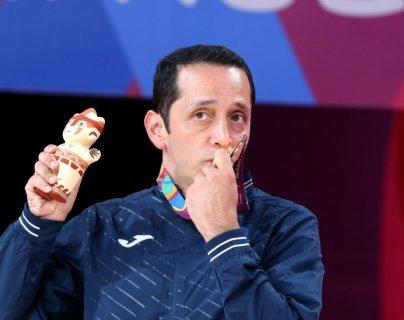 Por estos motivos Raúl Anguiano es nombrado mejor paraatleta del año en América