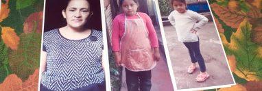 Los cadáveres de las hermanas Deisy Liliana y Kimberli Natali Mateo Matías fueron localizados en Barillas; María Magdalena Matías, sigue desaparecida. (Foto Prensa Libre: Mike Castillo)