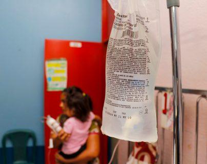 El rotavirus es una enfermedad infecciosa que causa en los afectados gastroenteritis o infección intestinal(Foto Prensa Libre: Rolando Miranda)