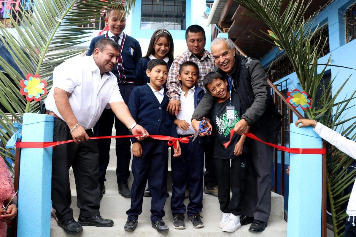 ¿Por qué el exalcalde de Huehuetenango sigue inaugurando obras de la municipalidad?