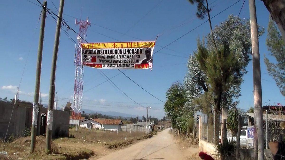 Pobladores se organizan contra la delincuencia y advierten con aplicar castigos comunitarios