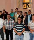 Municipalidad de Huehuetenango denunció al exconcejo 2016-2020 por supuestamente haber efectuado trasferencias bancarias sin respaldo. (Foto Prensa Libre: Mike Castillo)