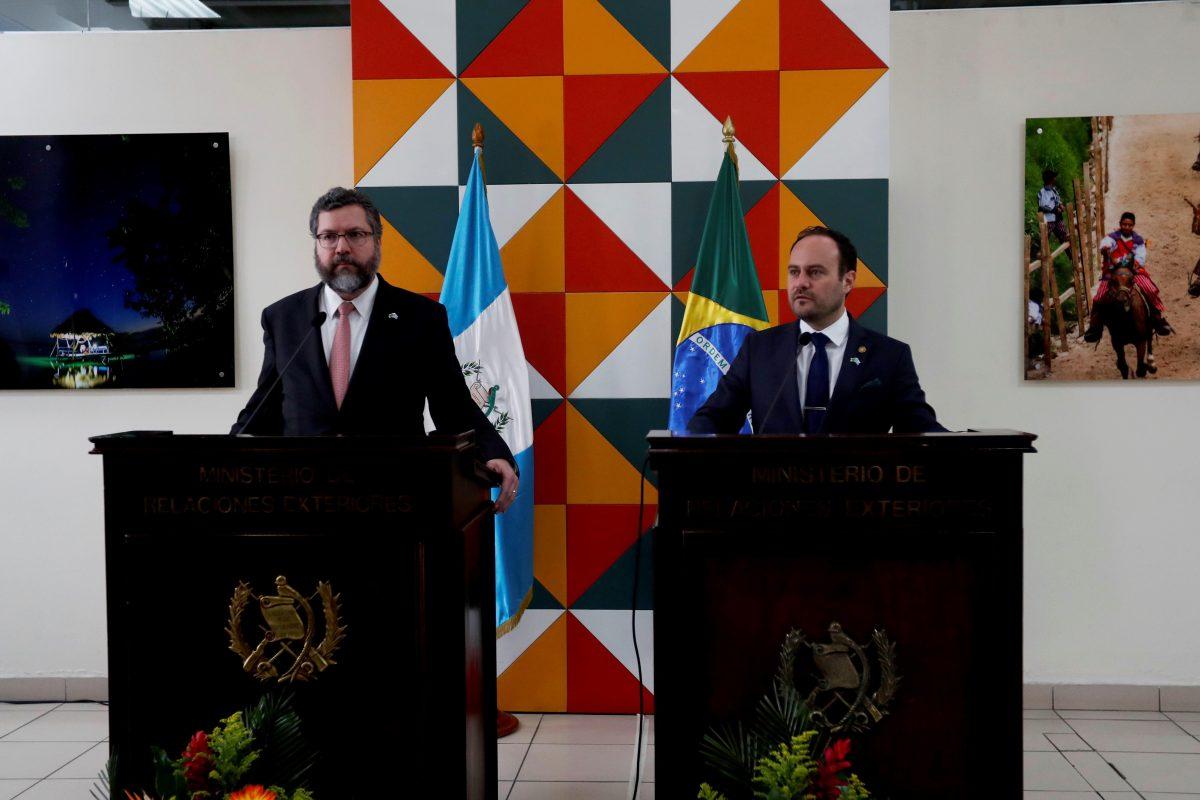 Guatemala y Brasil reiteran llamado a elecciones libres en Venezuela