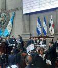Diputados en la sesión plenaria de este 11 de febrero. (Foto Prensa Libre: Andrea Domínguez)