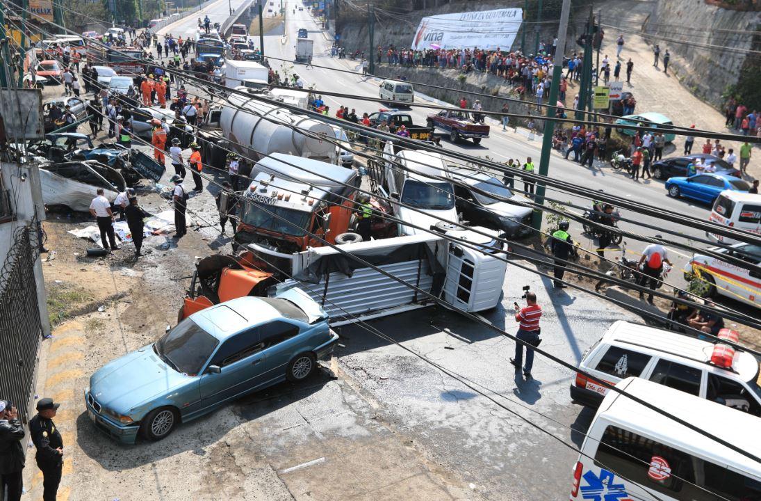 Estas son las indemnizaciones que cubrirán a víctimas de accidentes de transporte urbano y de carga