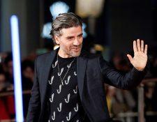 Óscar Isaac  participará en la gala de los Premios Óscar. (Foto Prensa Libre: EFE)