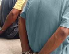 Imagen ilustrativa. Los agentes fueron capturados en un predio de la PNC.