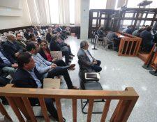El caso de financiamiento a la UNE se desarrolla en el Juzgado de Mayor Riesgo A. (Foto Prensa Libre: Hemeroteca PL)