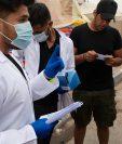 Coronavirus se extiende y OMS alerta sobre riesgo. (Foro Prensa Libre: AFP)