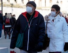 Según la OMS, el coronavirus se puede frenar si se actúa de forma contundente. (Foto Prensa Libre: AFP)