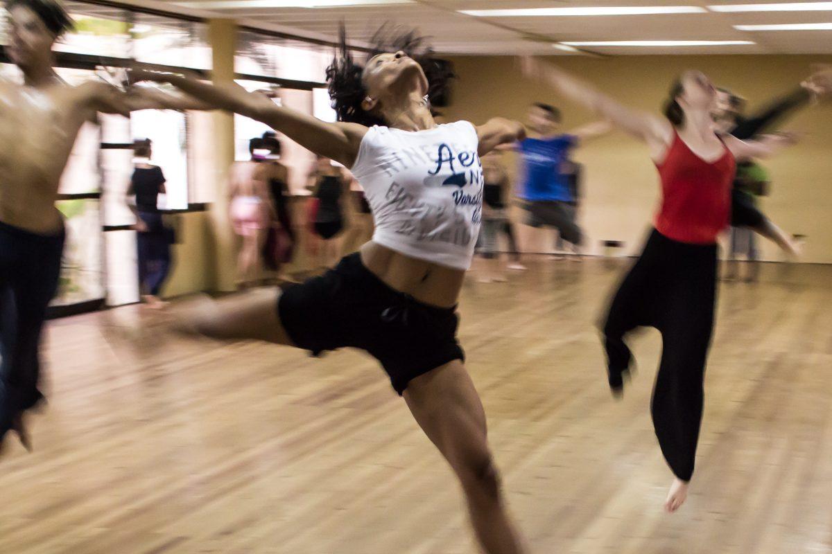 Clases gratuitas de baile