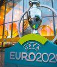 La Eurocopa se mantiene en pie para llevarse a cabo este año. Foto Prensa Libre: Agencias