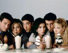 """El elenco de """"Friends"""" podría protagonizar otra producción. (Foto Prensa Libre: Hemeroteca PL)"""