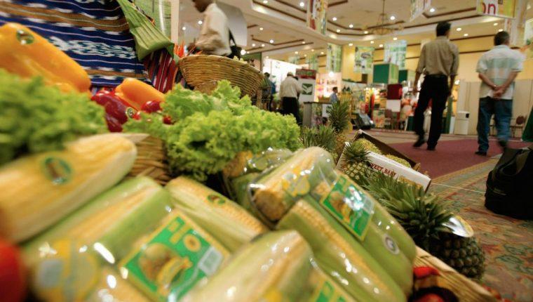 La cadena de frio permitirá amplia la vida útil de los productos agrícolas como los vegetales, frutas y otros para posicionarlos en el mercado exterior fuera de la temporada. (Foto Prensa Libre: Hemeroteca)