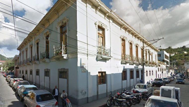 Sociedad civil envío a la Secretaria General de la Presidencia seis candidatos para gobernador de Quetzaltenango. (Foto Prensa Libre: Google Maps)