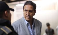 Gustavo Alejos, exfuncionario, empresario y financista está procesado en varios casos de corrupción. (Foto Prensa Libre: Hemeroteca PL)