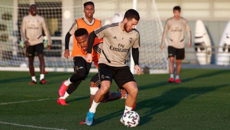 """Roberto Martínez: """"Hazard jugará para el Madrid antes que en la Eurocopa"""""""