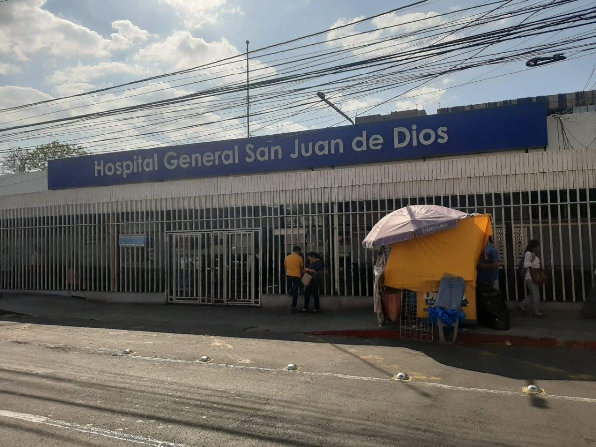 Esto se sabe del caso de la paciente que vino de Corea y que fue atendida en el Hospital San Juan de Dios