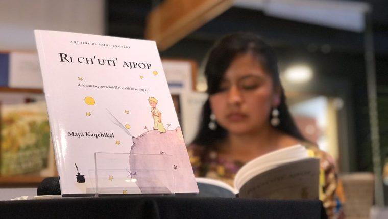 El 21 de febrero se conmemora el Día Internacional de la Lengua Materna. (Foto Prensa Libre: Miriam Figueroa)