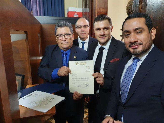 Bancada Humanista presenta iniciativa de ley para retirar a Guatemala del Parlacén