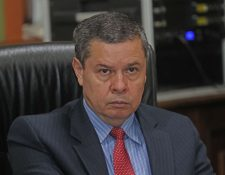 Jorge Mario Valenzuela, exmagistrado del TSE. (Foto Prensa Libre: Hemeroteca PL)