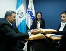 JLos postulantes a superintendente de la SAT fueron sometidos al polígrafo como parte del proceso de elección que lleva a cabo el Directorio. (Foto Prensa Libre: Hemeroteca)