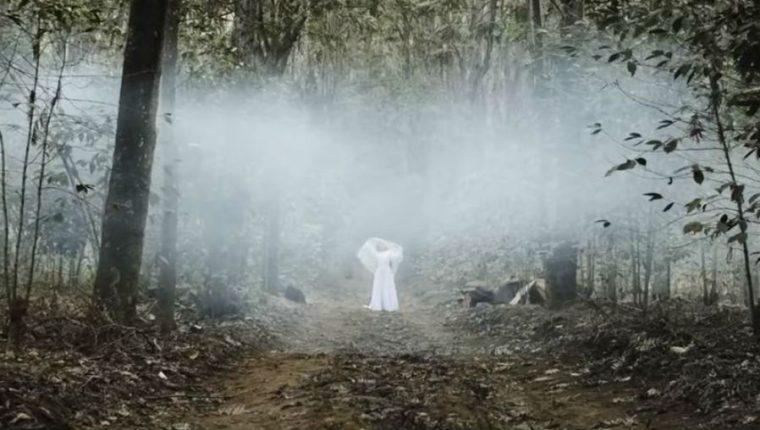 """La película """"La Llorona"""" tiene video oficial. (Foto Prensa Libre: Tomada de YouTube/La Casa de Producción)"""