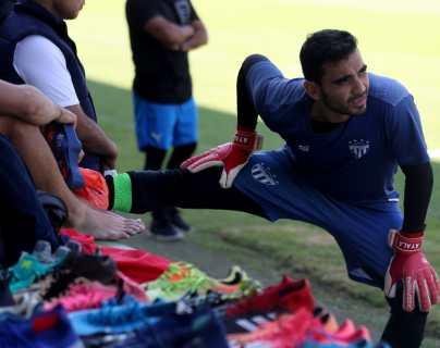 Porteros guatemaltecos no son valorados por equipos de la Liga Nacional