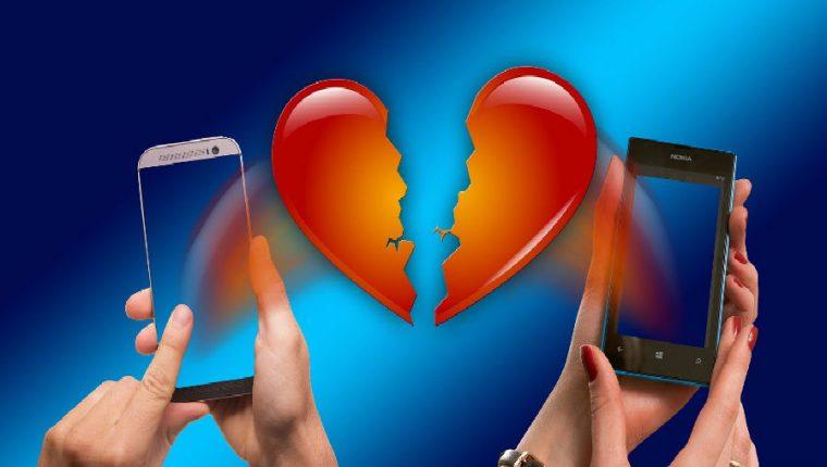 Los ciberdelincuentes atacan a usuarios que utilizan aplicaciones de citas. (Foto Prensa Libre: Pixabay)