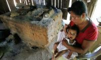 Los niños menores de 2 años son los más vulnerables a la desnutrición aguda. (Foto Prensa Libre: Hemeroteca PL)