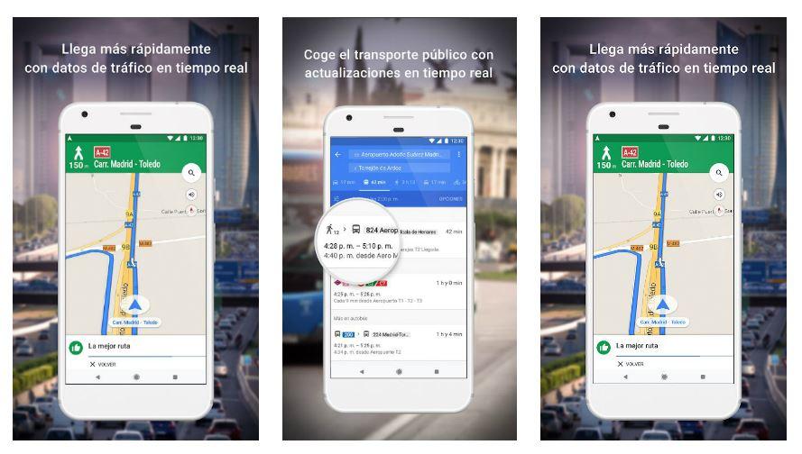 """Google Maps cumple 15 años, con más """"inteligencia"""" y nuevos competidores"""