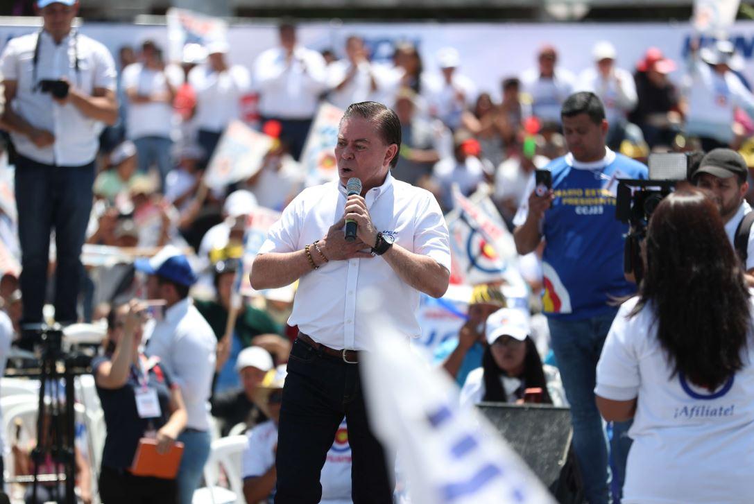 Mario Estrada: La defensa culpó a Juan Pablo González para salvar al excandidato presidencial