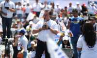 Mario Estrada no pudo evitar una condena abultada y debérá purgar 15 años de cárcel. (Foto Prensa Libre: Hemeroteca PL)